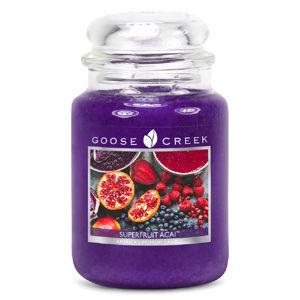 Goose Creek - Superovocie Aromatická svíčka v skle 680 g